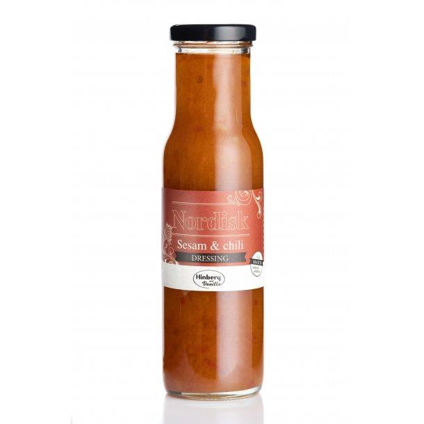 Nordisk dressing med Chili & Sesam