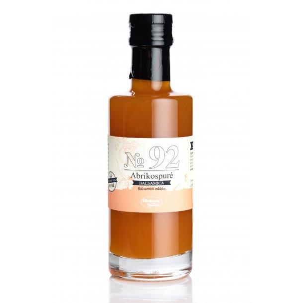 Abrikos pure balsamico (Ny flaske)
