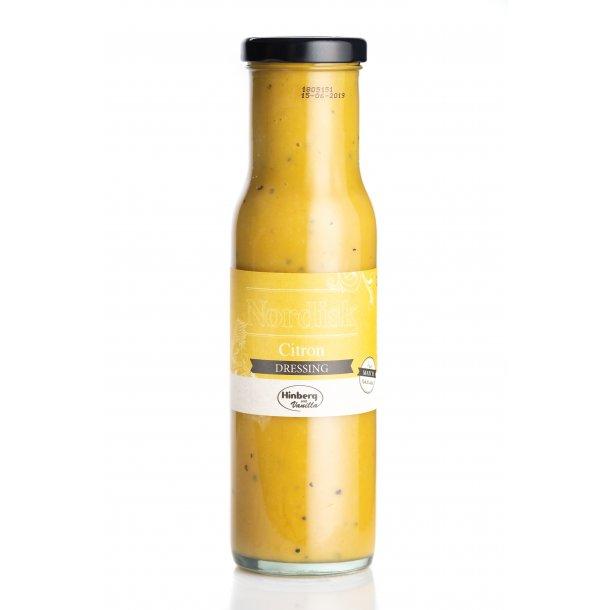 Nordisk dressing med citron
