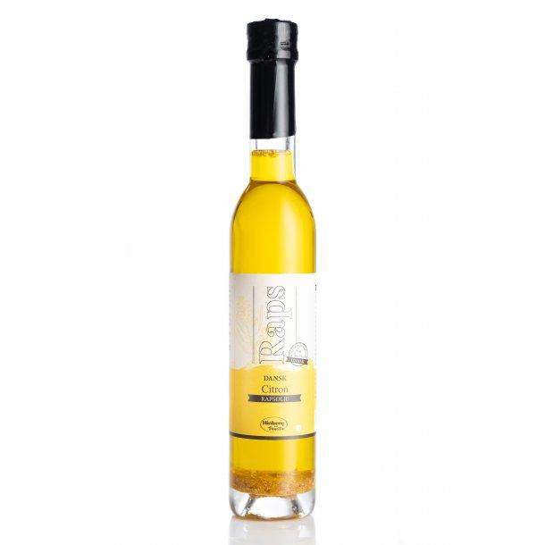 Koldpresset rapsolie med Citron (8 stk. à 27,90)