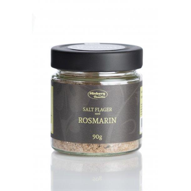 Dansk flage salt med rosmarin (gourmet) 90G ( 9 stk. i ks. à 22,50)