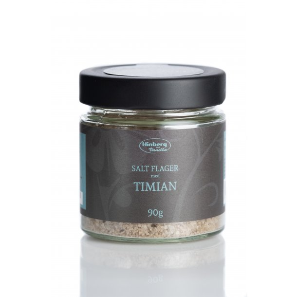 Dansk flage salt med timian (gourmet) 90G