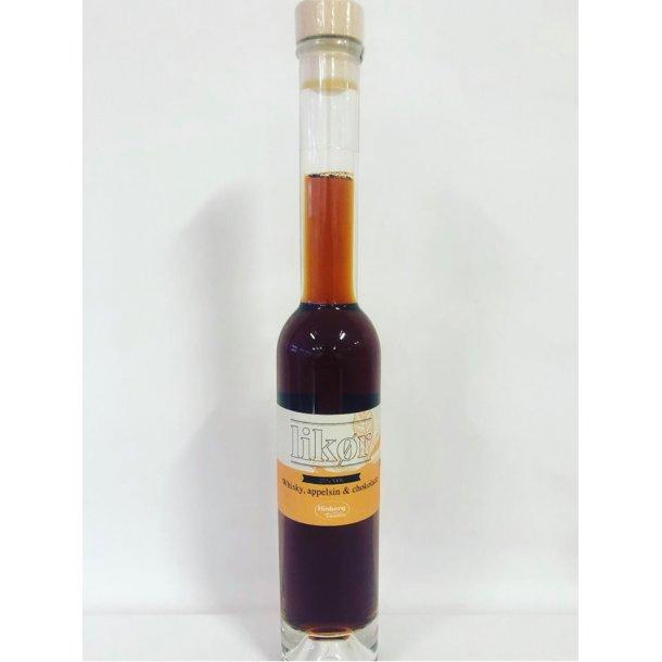 Whisky, Appelsin & Chokolade likør